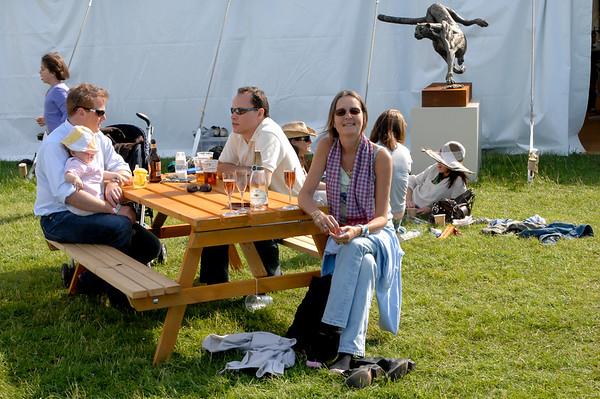 Cornbury Festival people