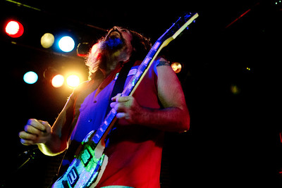 Corrosion of Conformity, 6/9/2012, Slim's, San Francisco