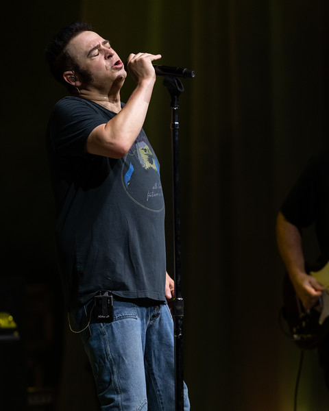 WTTS Rock on the River Presents Counting Crows at the TCU Amphitheater at White River State Park Indianapolis, IN August 17, 2021. Photo by Tony Vasquez.