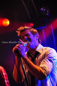 Singer Donny Fallgatter of KingBilly  (MU1)