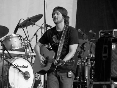 (Denver 06-8) 2006 Eric Church- Brad Paisley Tour