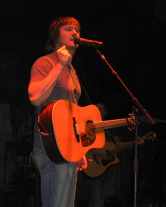 EC Surf Ballroom 14  -  2008 (In concert at the Surf Ballroom in Clear Lake, Iowa, 2008)