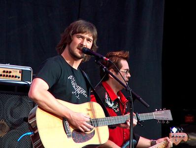 (Denver 06- 4) 2006 Eric Church on Brad Paisley Tour - Denver