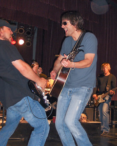 EC Surf Ballroom 8  -  2008 (In concert at the Surf Ballroom in Clear Lake, Iowa, 2008)