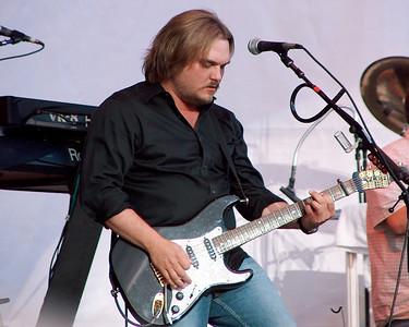 Early Eric Church Guitarist Ed Smoak