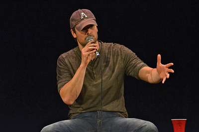 Eric Church at the Belcourt Theater in Nashville, June 2012 © Steve Hostetler