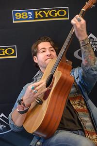 Austin Webb at KYGO