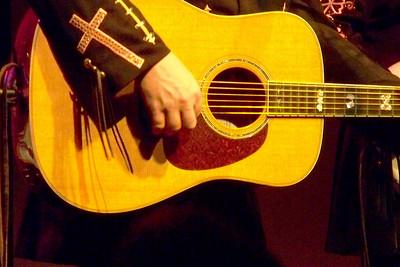 Marty Stuart's Martin Guitar