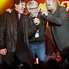 Scott Borchetta, Jimmy Harnen & Vince Neil
