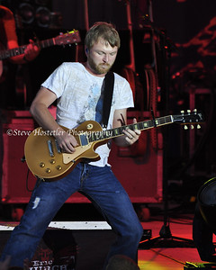 Eldon Huff 1  CD comes out Summer 2011-  Tour to Follow.  Here shown playing with the Eric Church Band, Summer 2010.