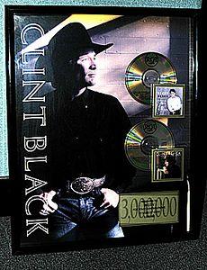 Clint BlackTriple Platinum