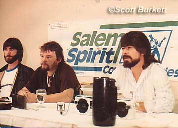 Alabama, 1983Teddy Gentry, Jeff Cook, Randy Owen