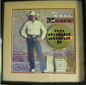 Neal McCoyNo Doubt About ItGold Record