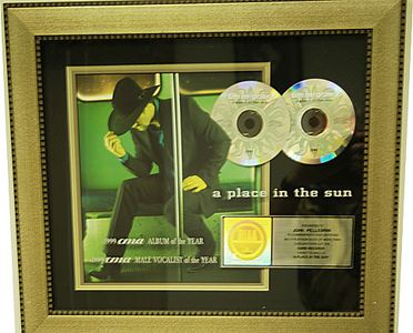Tim McGraw Another Double Platinum