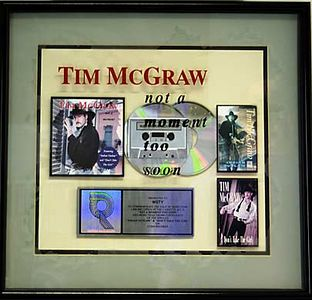 Tim McGraw Double Platinum