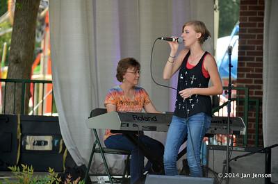 Conoho Creek / Eyes of Emiline at 2014 Matthews Alive! Festival