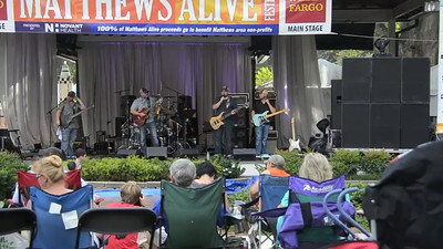 "VIDEO:  The Buchanan Boys - 2014 Matthews Alive! Festival ""Didn't Know"""