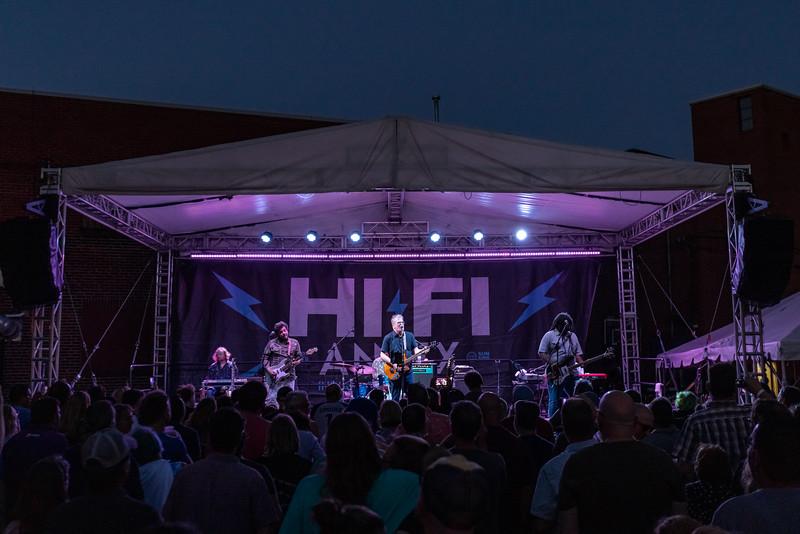 Cracker the HI-FI Annex on July 1, 2021. Photo by Tony Vasquez.