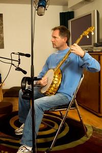 Craig Laying Down Harmonies