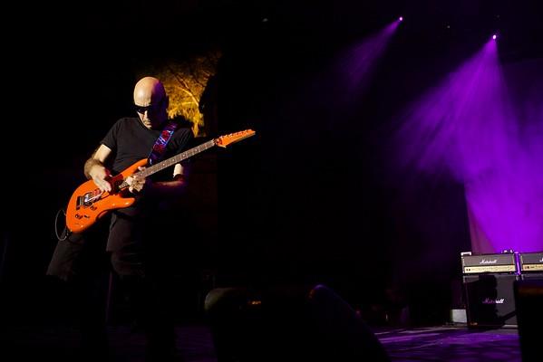 Joe Satriani in Nice for Crazy Week 2014