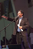 Creefest 2011 July 13 at Moosonee Arena. Lawrence Martin (Wapistan).