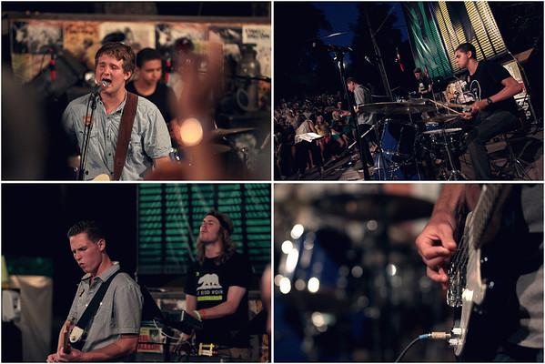 Creekside Band Live 2012