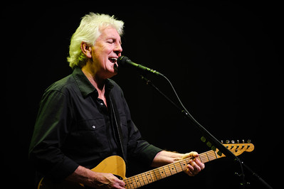 Graham Nash of Crosby, Stills, & Nash performs on September 30 at Ruth Eckerd Hall in Clearwater, Florida.