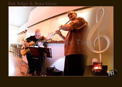 Cuisine'n'Jazz welcomes Rob Bulger on guitar and Bruce Gorrie on flute and sax; May 22.10 ...http://www.cuisinenjazz.com/