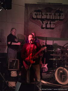 Custard Pie live in Mentor