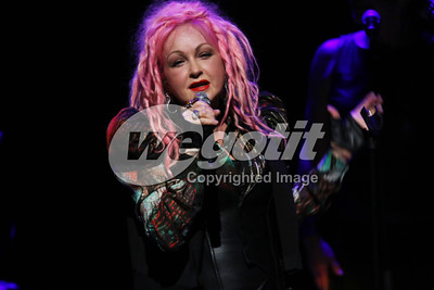 Cyndi Lauper 03-JUL-2016