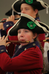 Fife and Drums of York Town at the Smithsonian National Museum of American History