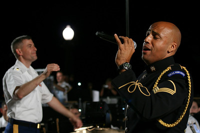 US Army Band (free outdoor concerts at the US Capitol)