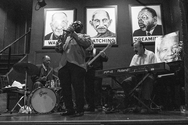 DC Labor Jazz Showcase