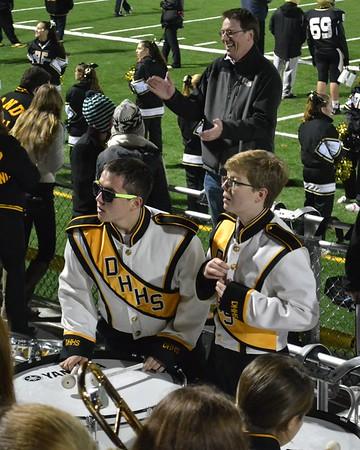 DHHS Tiger Band