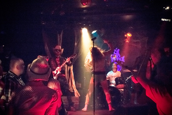 DIAMOND LANE HALLOWEEN SHOW @ THE VIPER ROOM