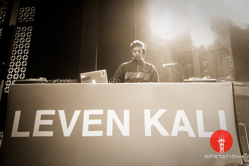 DJ Kurse, Leven Kali, Mayer Hawthorne on NYE, Dec 31, 2018 at The UC Theatre