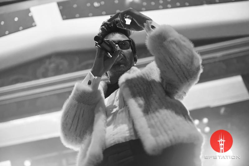 DJ Kurse, Leven Kali, Mayer Hawthorne on NYE, Dec 31, 2018 at The UC Theatre