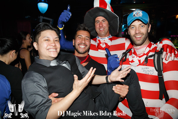 DJ Magic Mike B-day Bash