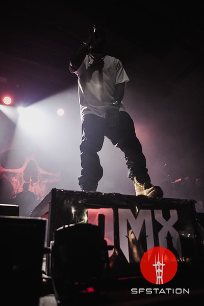 DMX It's Dark and Hell is Hot 20th Anniversary Tour, Apr 21, 2019 at The UC Theatre