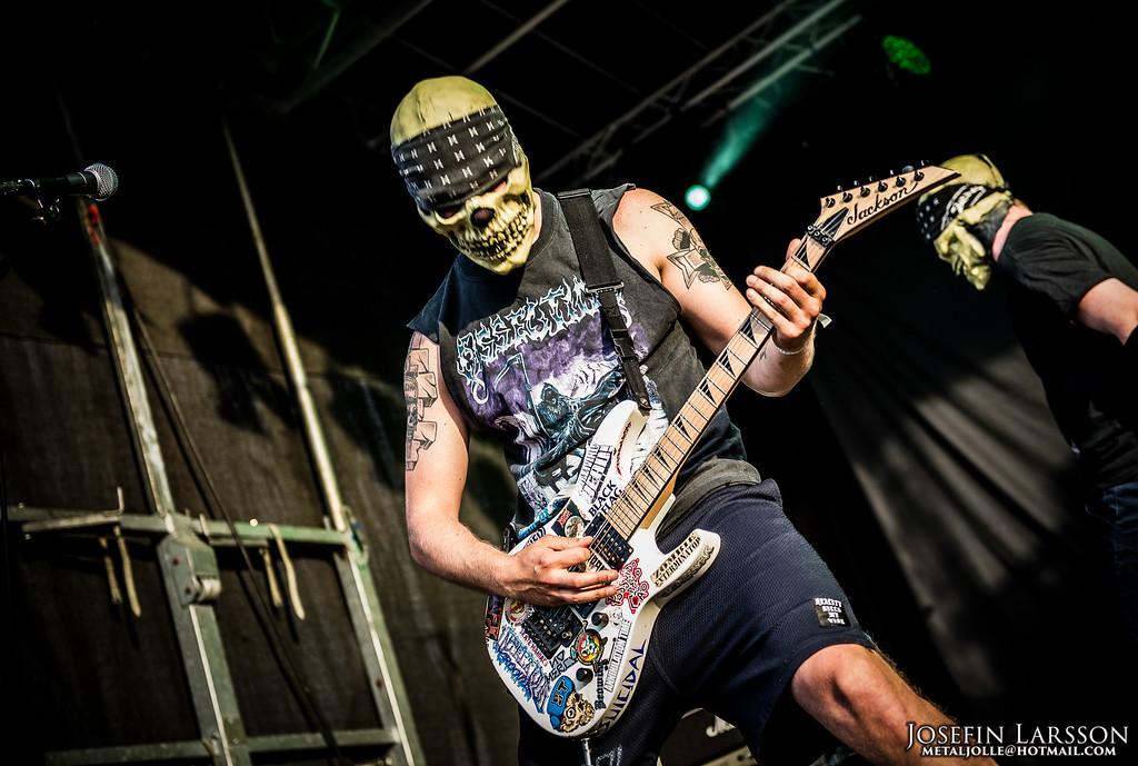 DR. Living Dead - MetallSvenskan 2016