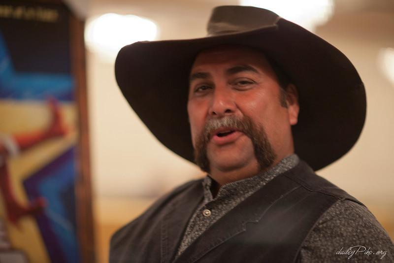 Cowboy @ Silver Spur Awards