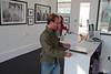 Scott Caan pre-show photo exhibit