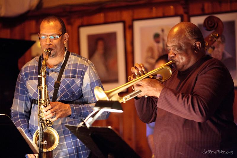 Chuck Johnson & James Smith