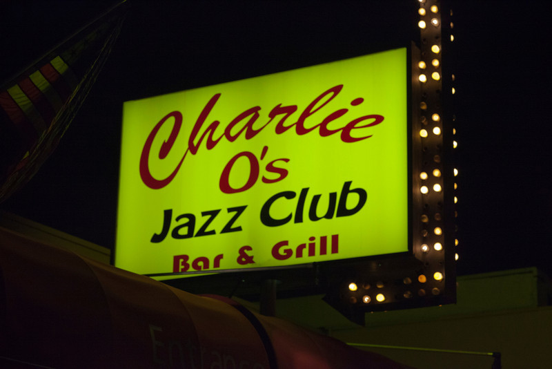 CHARLIE O'S