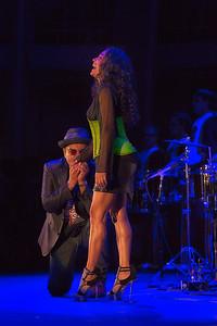 GEORGE LOPEZ & SHELIA E