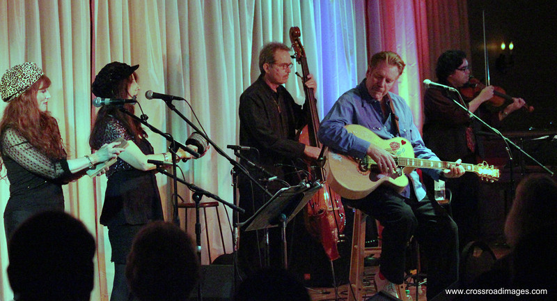 Dan Hicks and His Hot Licks at the Bull Run Restaurant, Shirley, Mass.