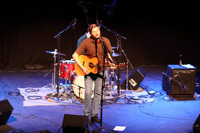 Dan Mangan at the Waterfront Theater