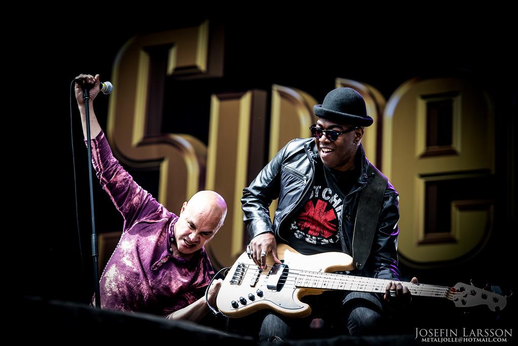 Dan Read - Sweden Rock 2016