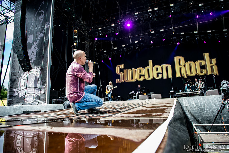 Dan Read - Sweden Rock 2016