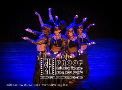Sisters of the Nile Dance Co - Ruby Jazayre